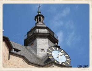 Marburger Rathausuhr